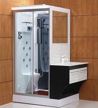 整体淋浴房效果图; 整体淋浴房系列-吉安琅萨卫浴-琅萨卫浴吉安总代理